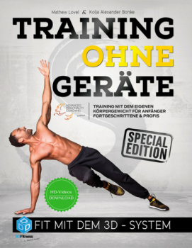 Training ohne Geräte Special Edition Cover HD-Videos