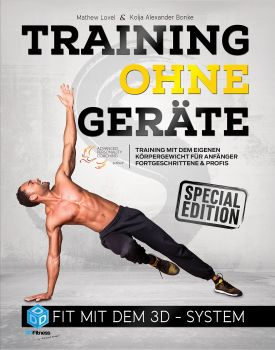 Training ohne Geräte Special Edition Cover