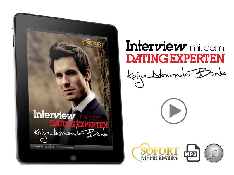 Flirtcoaching und Life-Improvement für Männer - Interview